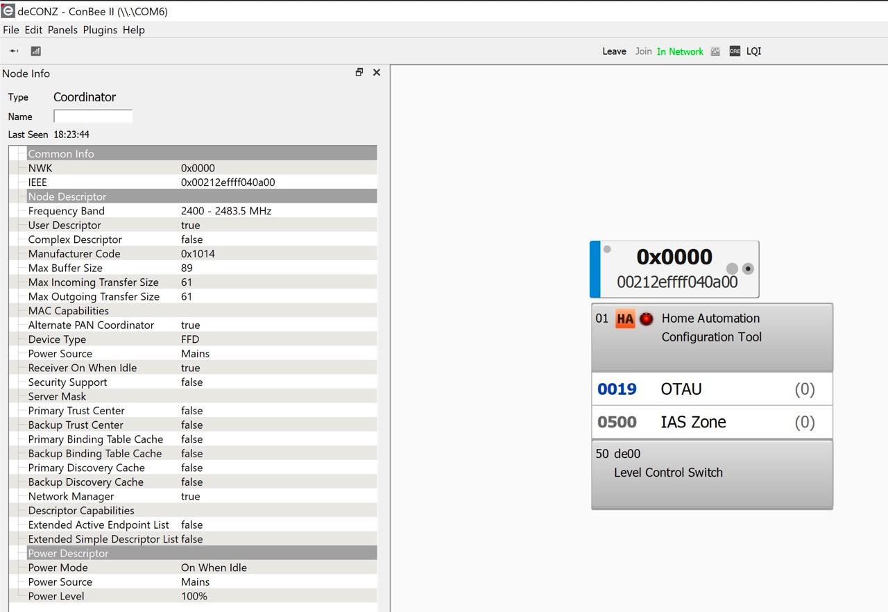 Обзор нового USB стика ConBee 2 (deCONZ)